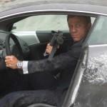 James Bond au volant