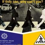 Beatles et sécurité routière